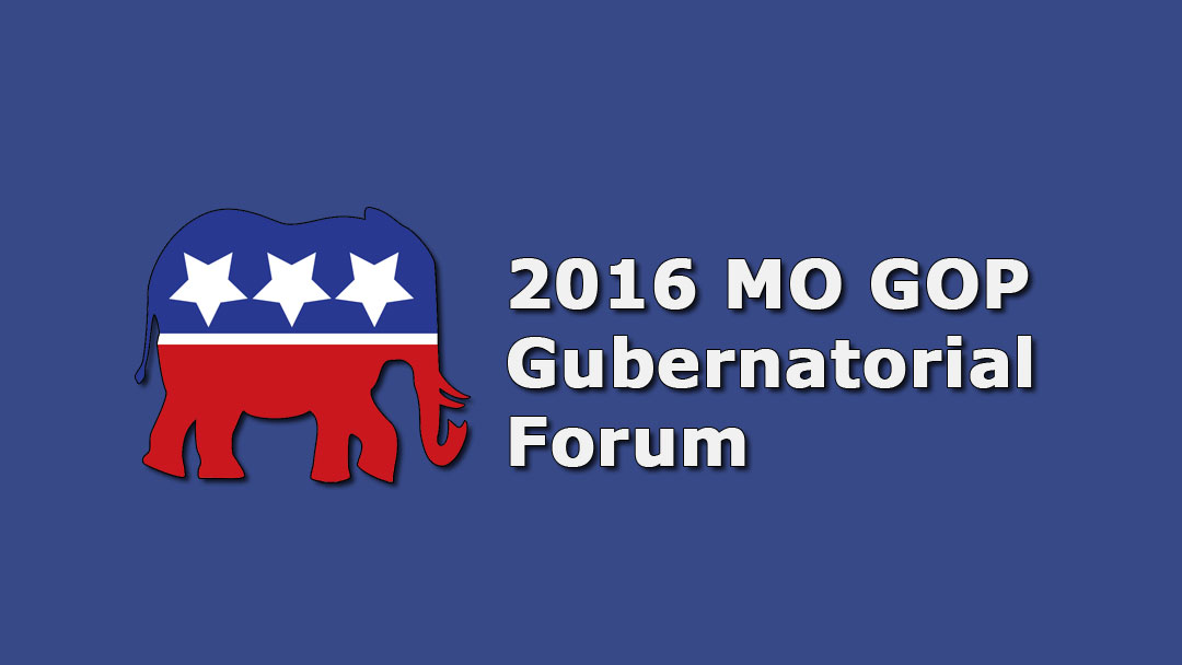 GOP Gubernatorial Forum