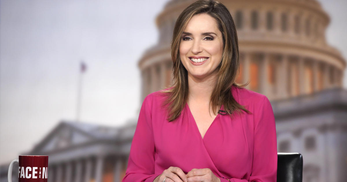 JOURNALIST MARGARET BRENNAN